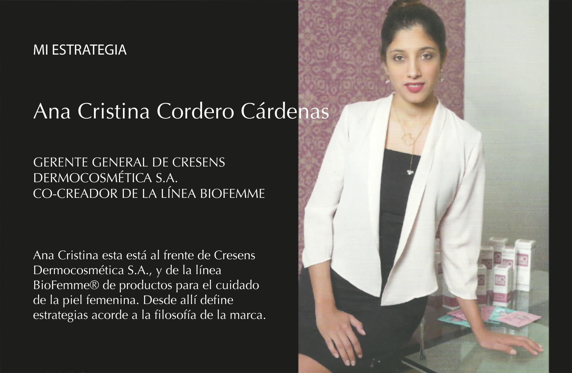 Entrevista - Cosas Edición de Febrero