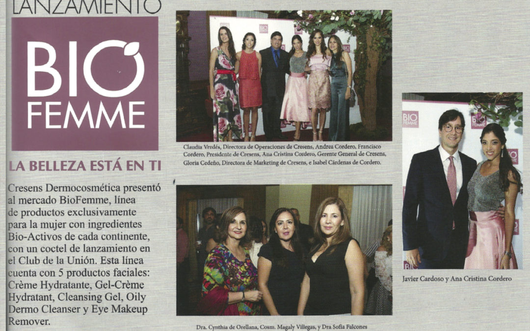 Anuncio – Revista Sanna (Septiembre – Octubre 2016)